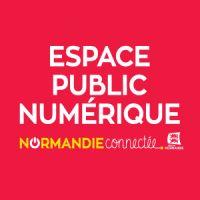 L'Espace Public Numérique de Pont-l'Évêquemet à disposition des habitants un espace multimédia connecté et leur propose un accompagnement dans 1